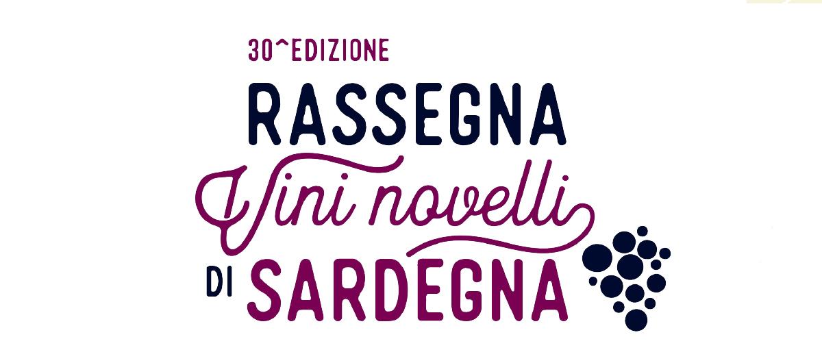 Logo 30ª edizione Rassegna dei Vini Novelli Milis