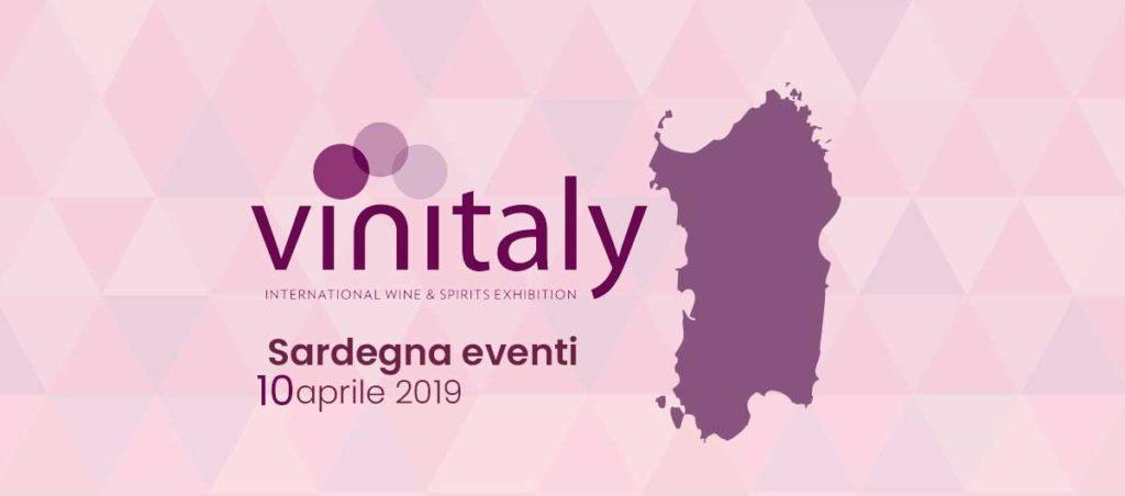 Logo Sardegna Eventi Vinitaly 2019 10 Aprile