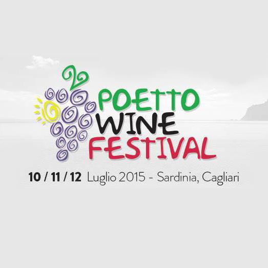 Logo Poetto Wine Festival 2015