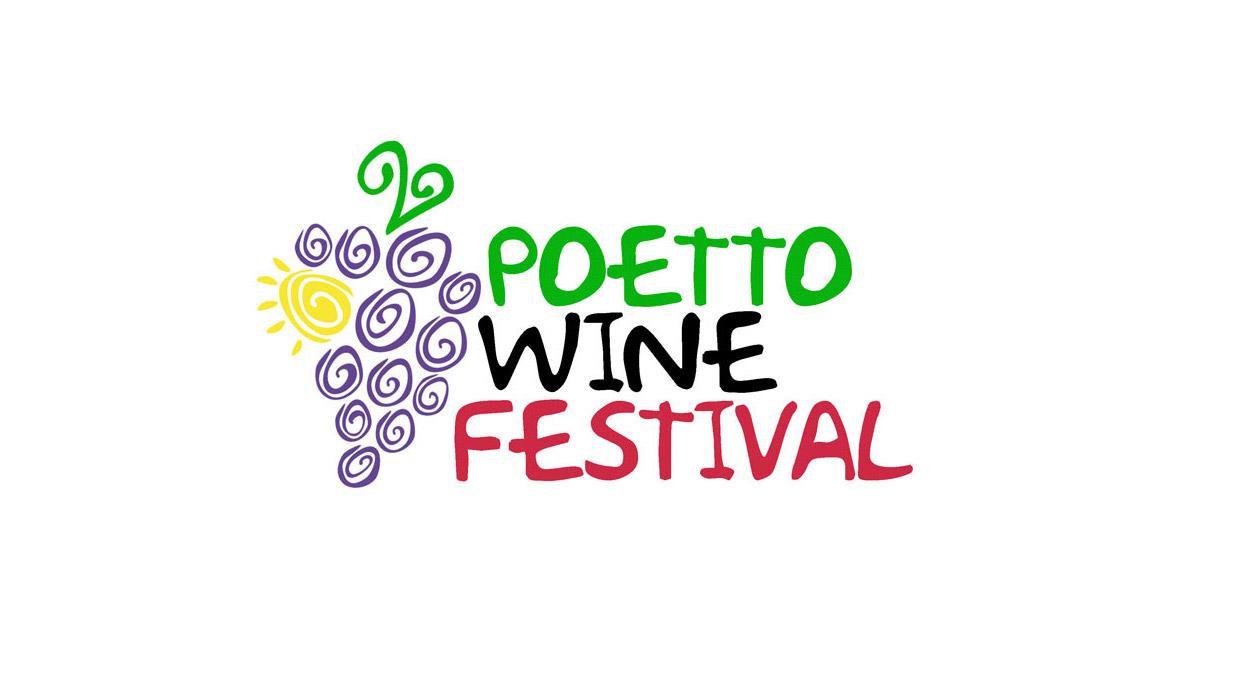 Logo Poetto Wine Festival