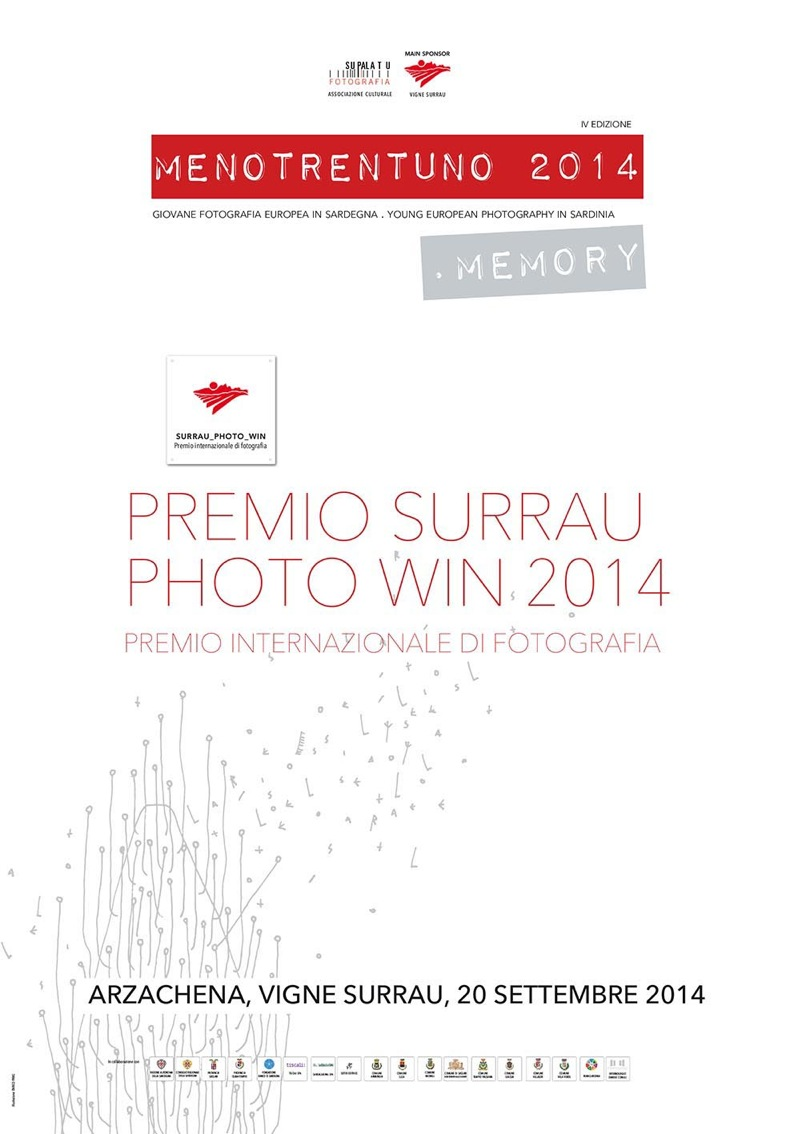 Manifesto premio photo surrau 2014