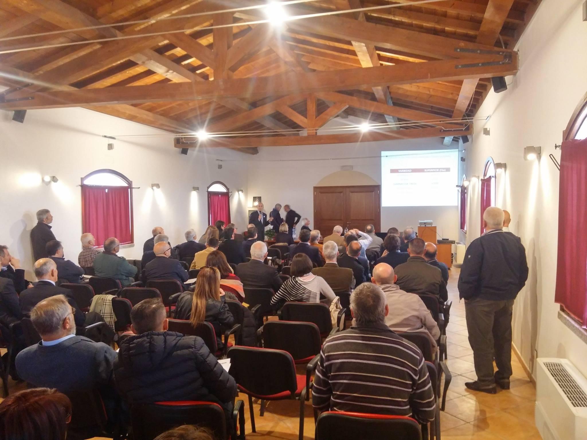 Conferenza Stampa di presentazione Grenaches du Monde in Sardegna