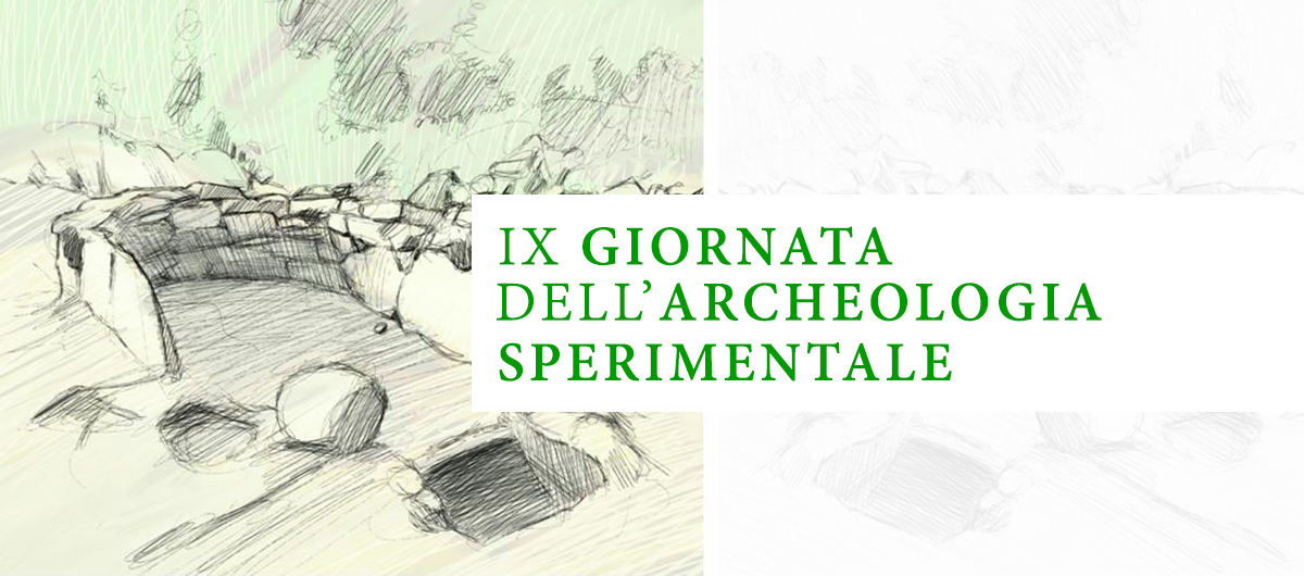 Logo Giornata dell'archeologia sperimentale