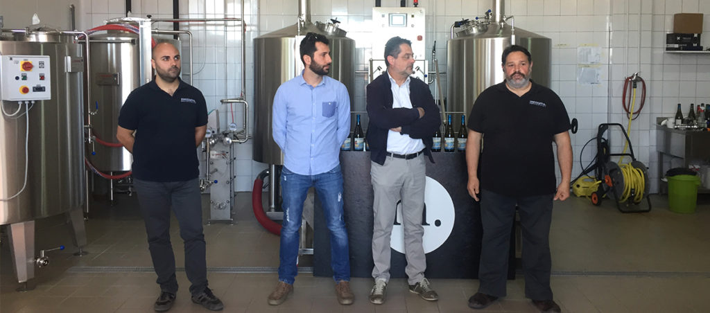 Alessandro Melis, Mauro Fanari, Luca Pretti e Gianmichele Deiana