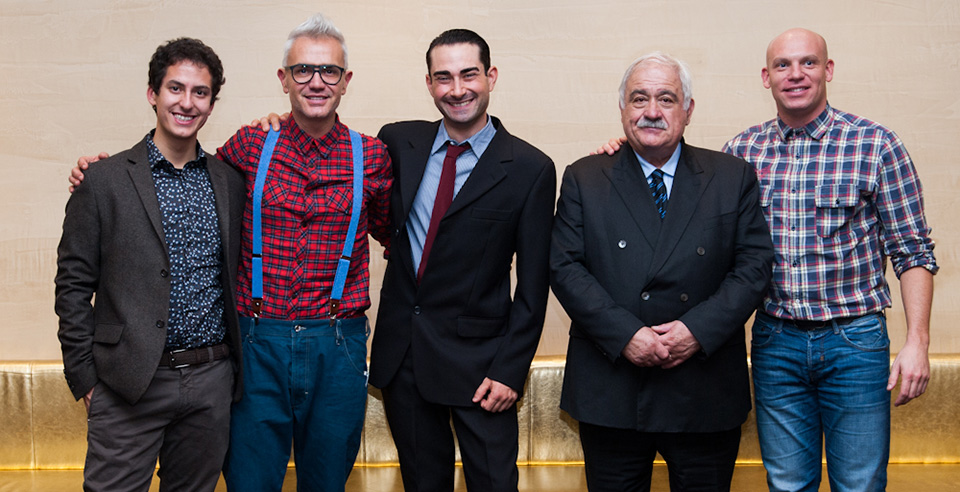 Premiazioni Roberto Matzeu