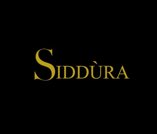 Logo Siddura 2013 Sfondo Nero