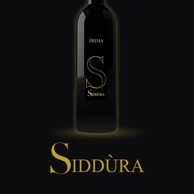 Siddura Erema Bottiglia e Logo