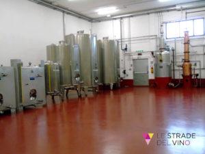Impianto di Distillazione Silvio Carta