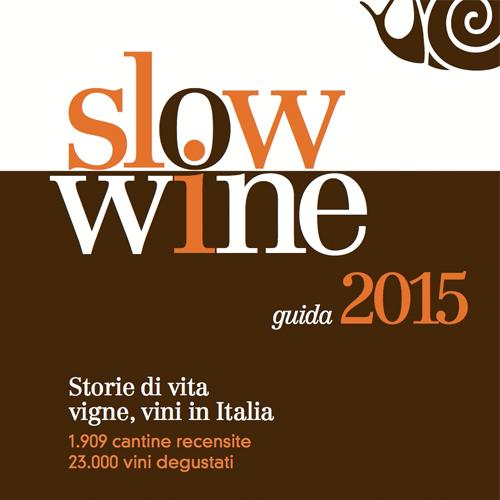 Logo Guida Slow Wine 2015