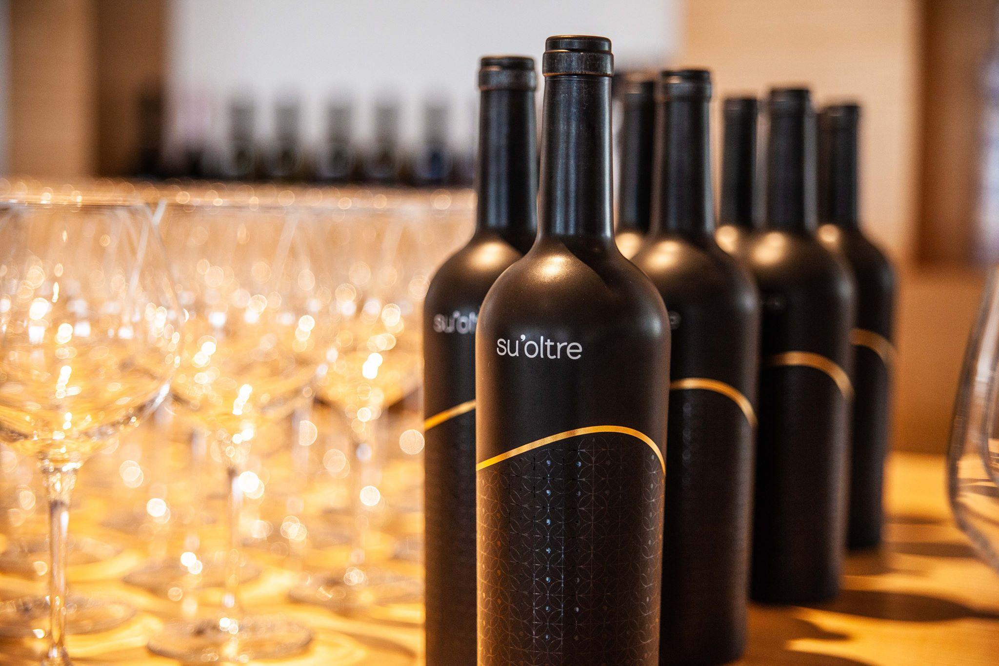 Su'Oltre nuovo vino Su'entu