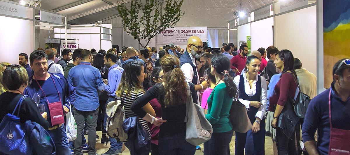 Folla di appassionati al Wine and Sardinia Sorgono