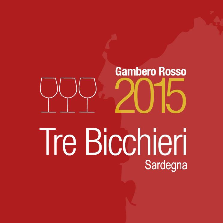 Tre bicchieri Sardegna 2015 Gambero Rosso