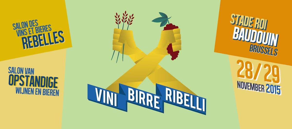 Manifesto Vini e Birre Ribelli 2015