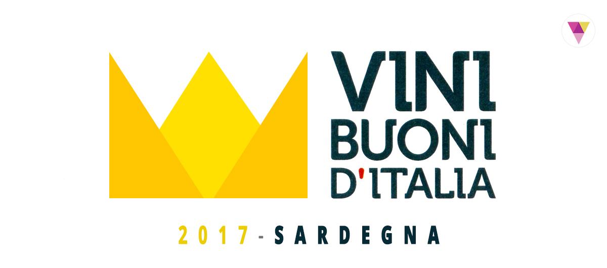 Vini Buoni D'Italia 2017 Logo Sardegna