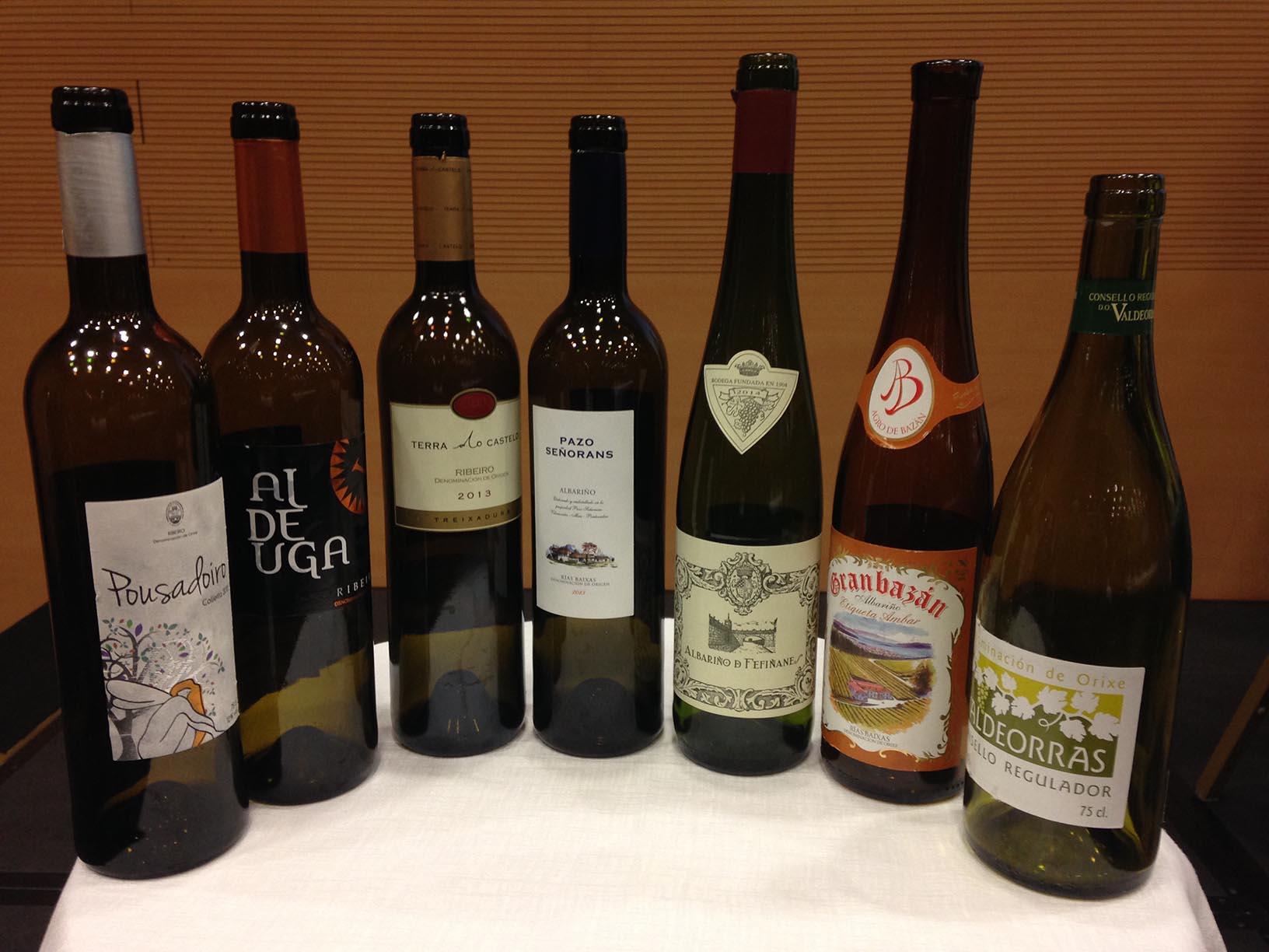 Vini della Galizia