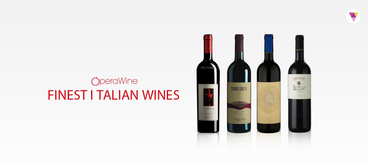 Vini Opera Wine Sardegna
