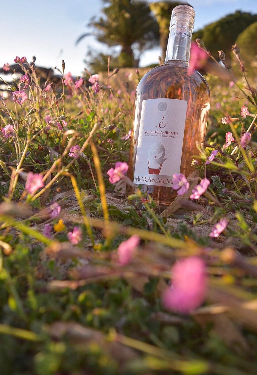 È vino rosato Mora&Memo
