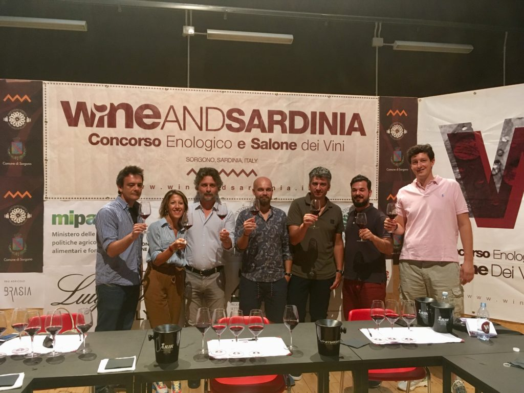 Commissione Wine And Sardinia 2019