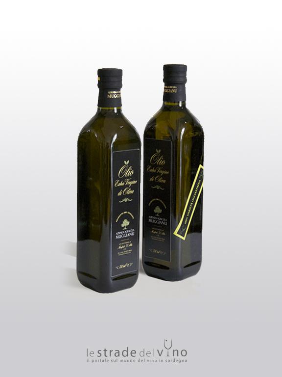 Olio 100 Ogliastrina - Azienda Agricola Muggianu