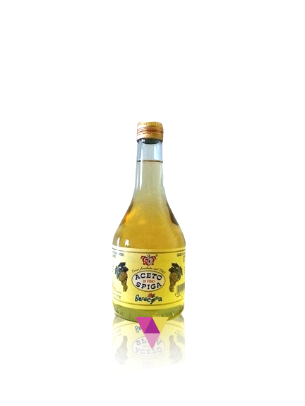 Aceto di vino Bianco 0,5 L - Acetificio Spiga