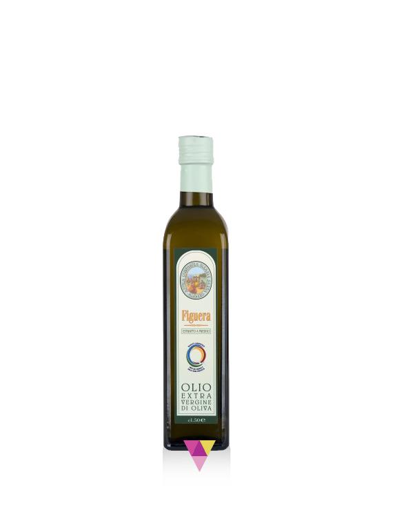 """Olio Extravergine di Oliva """"Figuera""""- Antica Compagnia Olearia Sarda"""