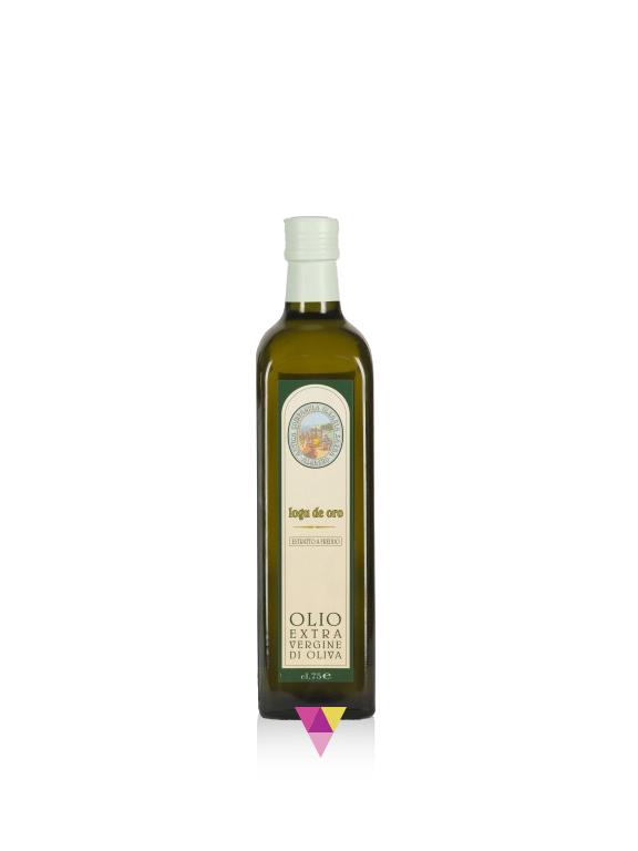 """Olio extravergine di oliva """"Logu De Oro"""" - Antica Compagnia Olearia Sarda"""