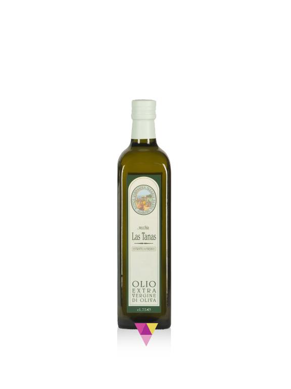 """Olio extravergine di oliva """"Vecchia Las Tanas"""" - Antica Compagnia Olearia Sarda"""