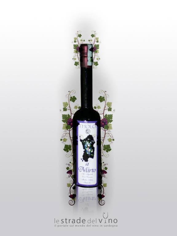 Liquore di Mirto - Azienda Agricola Tholoi