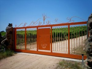 Ingresso azienda - Azienda Agricola Tondini
