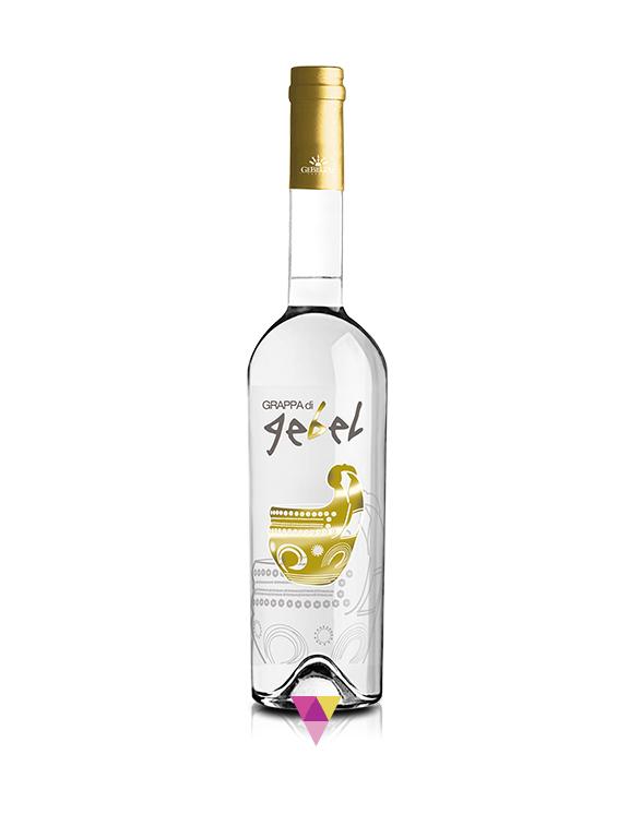 Gebel - Grappa di Monovitigno Cannonau - Tenute Gebelias