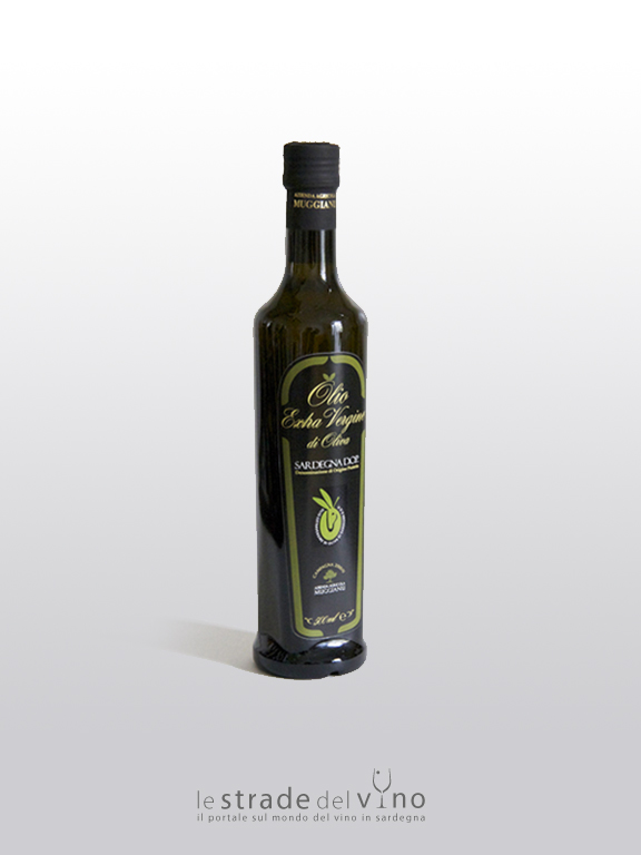 Olio Sardegna DOP - Azienda Agricola Muggianu