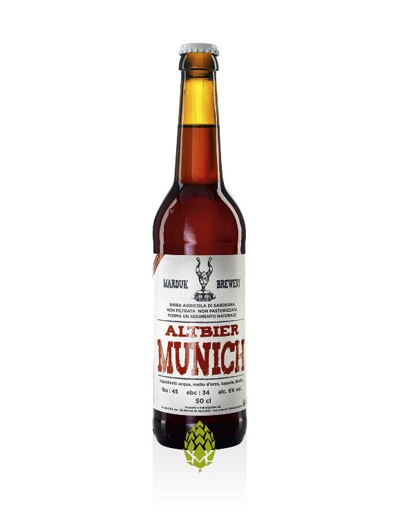 Altbier - Birrificio Artigianale Marduk Brewery