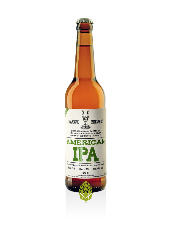 American IPA - Birrificio Artigianale Marduk Brewery