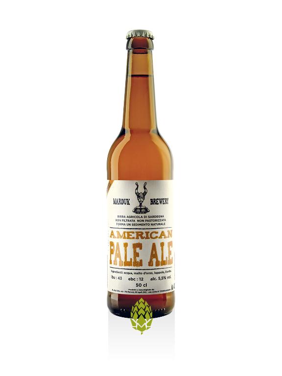 American Pale Ale - Birrificio Artigianale Marduk Brewery