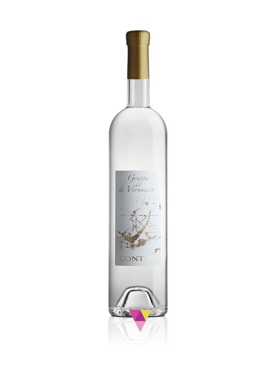 Grappa di Vernaccia - Azienda vinicola Contini Attilio
