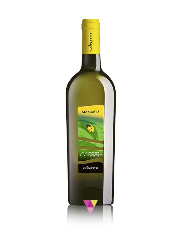 Mamaioa Bianco - Azienda vinicola Contini Attilio