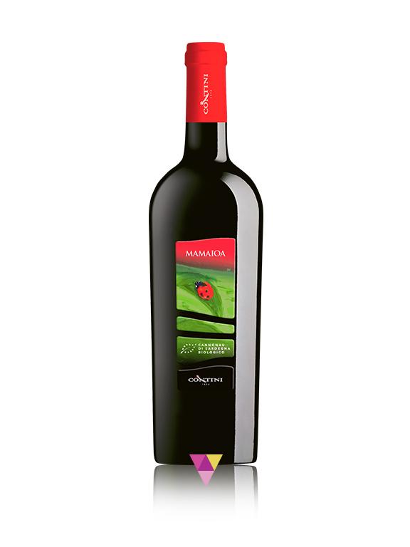Mamaioa Rosso - Azienda vinicola Contini Attilio