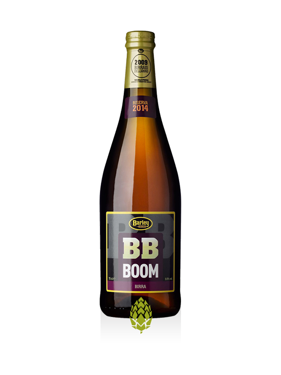 BB BOOM - Birrificio Barley