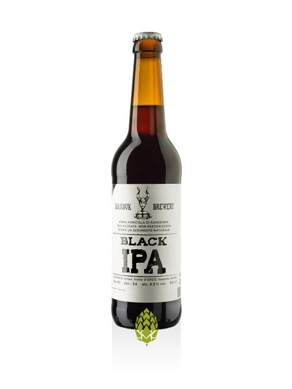 Black IPA - Birrificio Artigianale Marduk Brewery