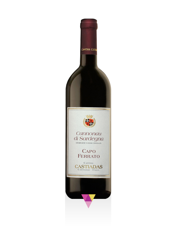 Cannonau Capo Ferrato - Cantina Castiadas