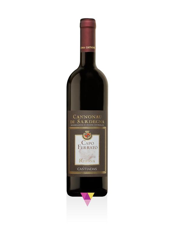 Cannonau Capo Ferrato Riserva - Cantina Castiadas