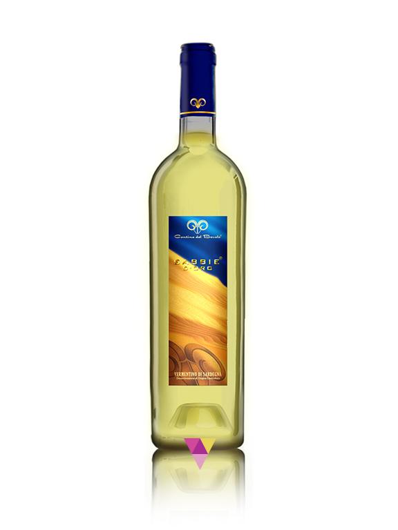 Sabbia d'Oro - Cantina del Bovale di Tuveri Tatiana