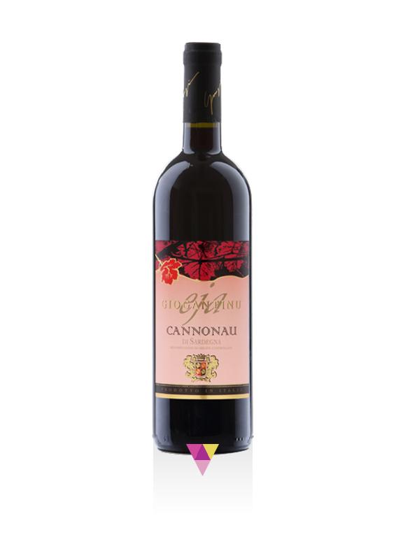 Cannonau di Sardegna Eja - Cantina del Giogantinu