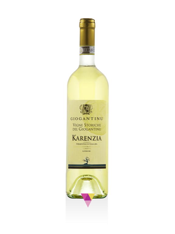 Karenzia - Cantina del Giogantinu