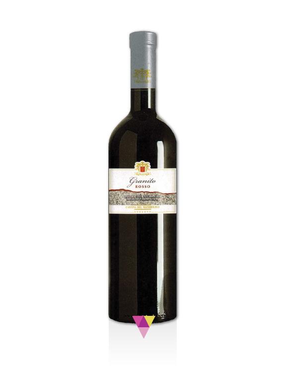 Granito Rosso - Cantina del Mandrolisai