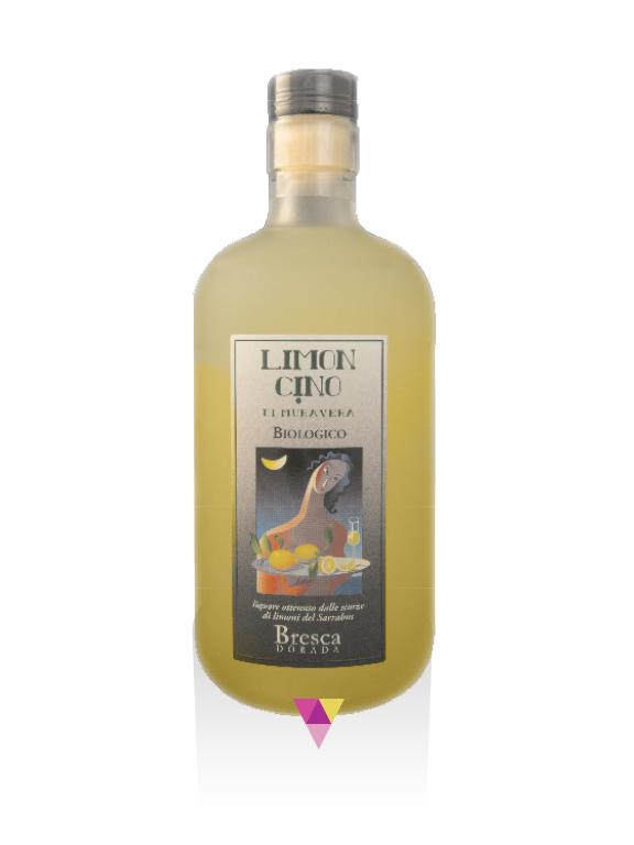 Limoncino Biologico - Bresca Dorada
