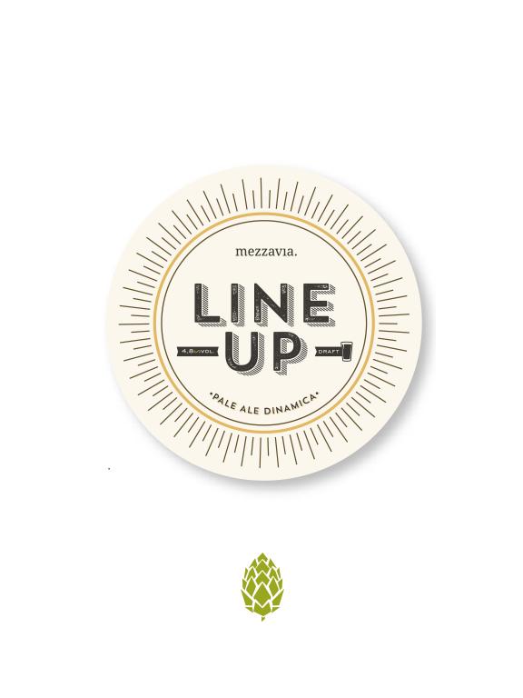 Line Up - Birrificio Artigianale Mezzavia