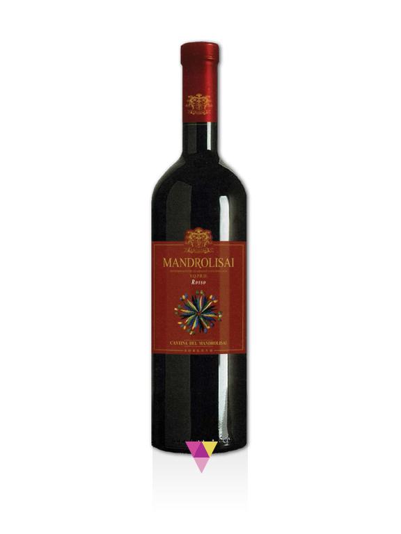 Mandrolisai Rosso - Cantina del Mandrolisai