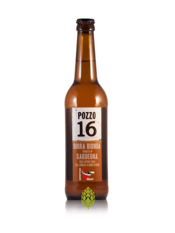 Pozzo 16 - Birrificio 4Mori