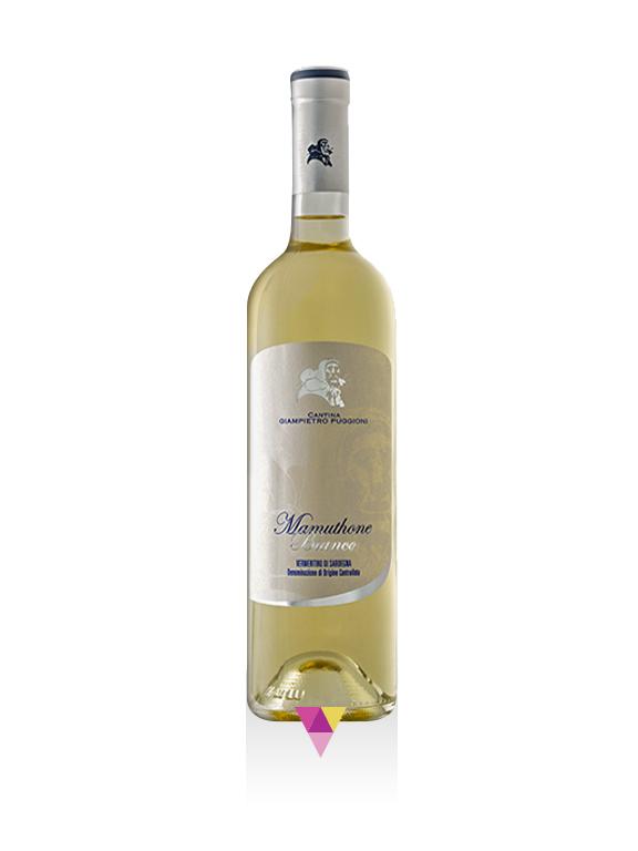 Mamuthone Vermentino - Cantina - Giampietro Puggioni